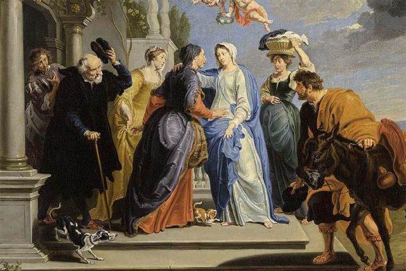 Mary and Elizabeth Visitation
